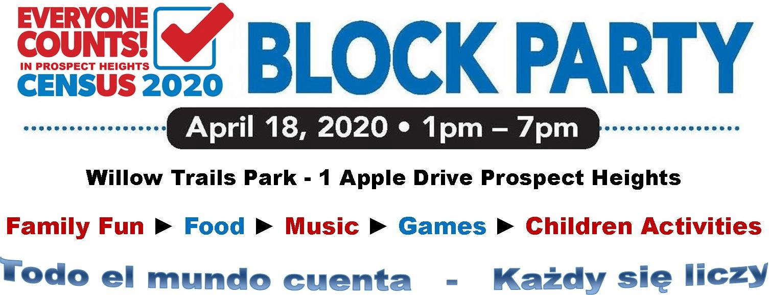 Block Party Banner