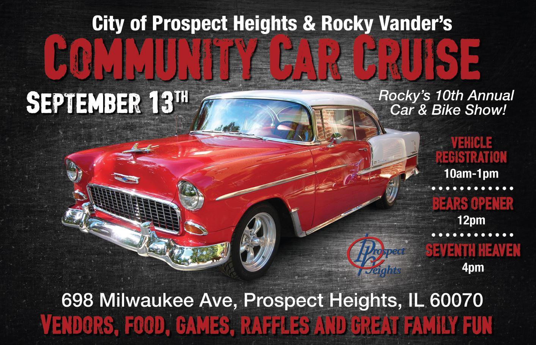 Prospect Heights IL Official Website - Milwaukee car show calendar